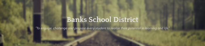 Banks School District